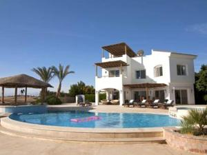 Four Bedroom Villa At White Villas El Gouna , Hurghada   Unit 107940