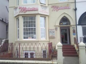 Manhattan Hotel in Blackpool, Lancashire, England