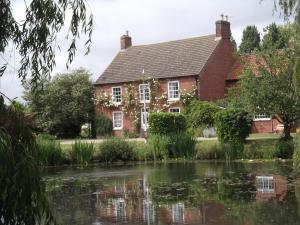 East Farmhouse in Market Rasen, Lincolnshire, England