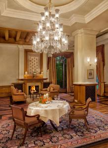 Wildflower Hall Shimla, Отели  Шимла - big - 47