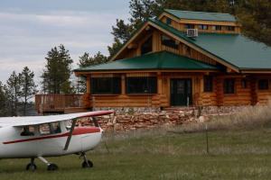 Flyway Log Cabin