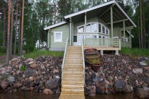 Saimaa Resort Sauna Villas