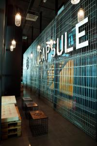 Photo of Capsule By Container Hotel