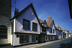 The George Hotel in Wallingford, Oxfordshire, England