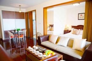 Shanghai Yopark Serviced Apartment(Spring Garden)