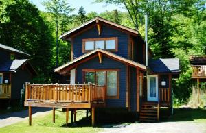 Three-Bedroom Chalet (7 Adults)