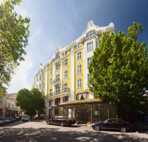 Grand Hotel London: hotels Varna - Pensionhotel - Hotels