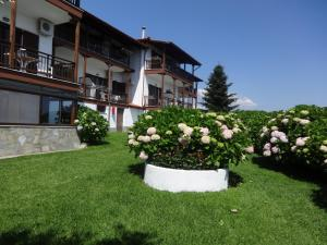 Panorama Studios, Apartments  Vourvourou - big - 46