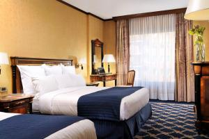 Executive Double or Twin Room with Club Lounge Access