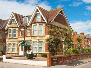 Palm Court, Bed & Breakfast  Weymouth - big - 1