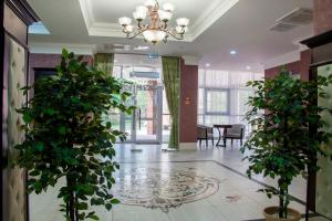 Green Hall Hotel, Hotels  Kamensk-Ural'skiy - big - 32