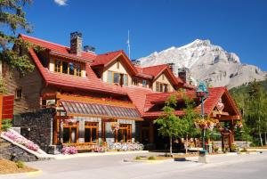Banff Ptarmigan Inn Banff