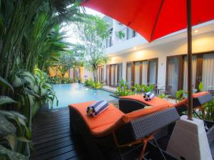 Photo of The Pavilion Hotel Kuta