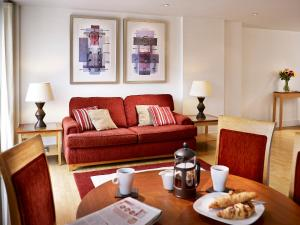 Appartamento Marlin Apartments Limehouse, Londra