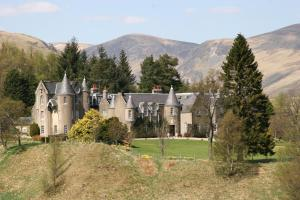 Dalmunzie Castle Hotel in Glenshee, Perth & Kinross, Scotland