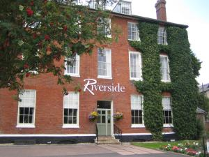 The Riverside House Hotel in Mildenhall, Suffolk, England