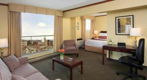 Junior Suite - with City View