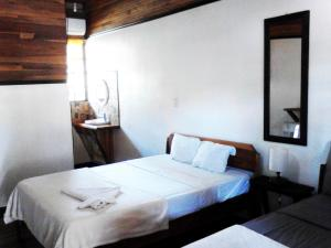 Double Room with Two Double Beds with Fan
