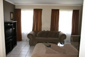 Two-Bedroom Apartment Unit 2A
