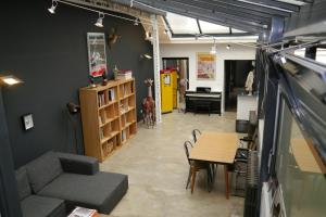 Loft Design In Marais Area