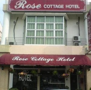 Rose Cottage Hotel Taman Daya