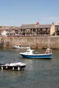 Harbour Inn in Porthleven, Cornwall, England