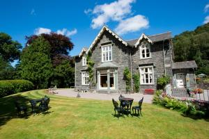 Hazel Bank Country House in Rosthwaite, Cumbria, England