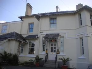 The Observatory Guest House in Falmouth, Cornwall, England
