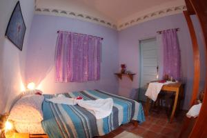 Standard Double Room With Balcony and Fan