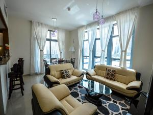 Apartment OkDubaiApartments - Orchidaceae Downtown, Dubai