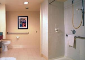 Queen Suite with Roll in Shower - Disability Access