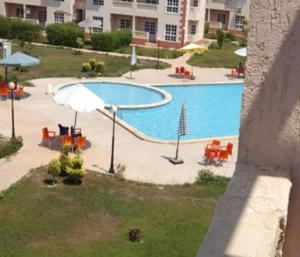 Two-Bedroom Apartment at Marseilia Beach 1 - Unit 573 v Al 'Alamayn – Pensionhotel - Apartmaji. Kraj in datum. TUKAJ.