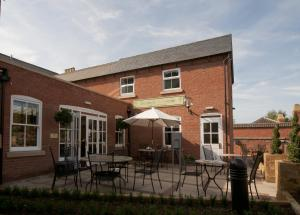 Stratford Limes Hotel in Stratford-upon-Avon, Warwickshire, England