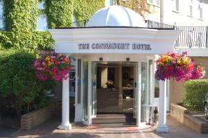 BEST WESTERN PLUS The Connaught Hotel in Bournemouth, Dorset, England