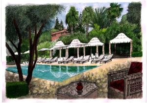 La Maison Arabe Hotel, Spa & Cooking Workshops Marrakech