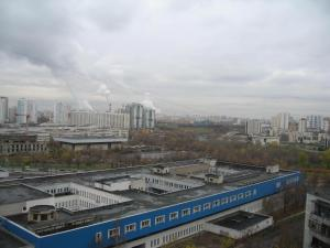 Apartments On Yugo Zapadnaya Metro