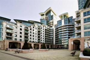 Appartamento George Wharf Studio Apartments, Londra