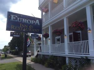 Europa Inn   Hotel Restaurant Spa