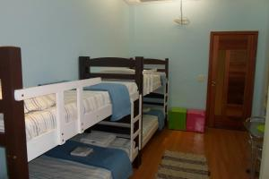 Bed in 5-Bed Female Dormitory Room with En Suite Shared Bathroom