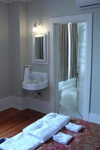 King Room with Clawfoot Bathtub