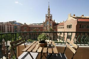 Sant Pau Hospital Apartment