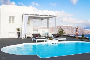 The Secret Villa By Oia Collection