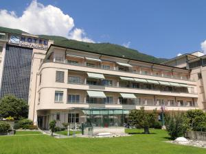 Hotel Sant'Agnese: hotels Locarno - Pensionhotel - Hotels
