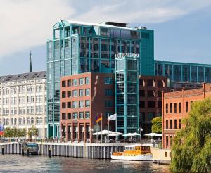 Hotel Abion Spreebogen Waterside Hotel, Berlino