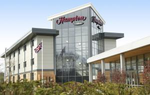 Hampton by Hilton Corby, Hotely  Corby - big - 26