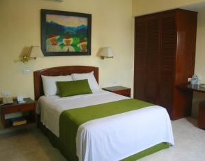 Room with One Double Bed