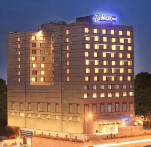 Photo of Radisson Blu Hotel Chennai City Centre