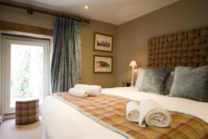 Stuart House Boutique Bedrooms in Stow on the Wold, Gloucestershire, England