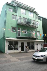 Photo of Akureyri Downtown Apartments Hafnarstræti 100