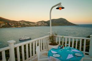 Likya Residence Hotel & Spa - Adults Only, Szállodák  Kalkan - big - 39